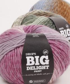 DROPS Big Delight