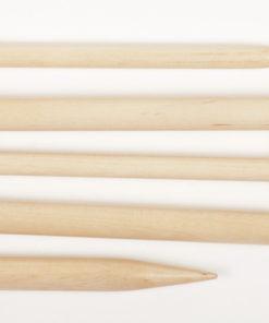 DROPS Nadeln | Birkenholz Paarnadeln